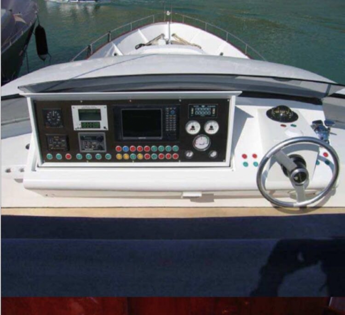 Distret - Sunseeker Thunderhawk 43