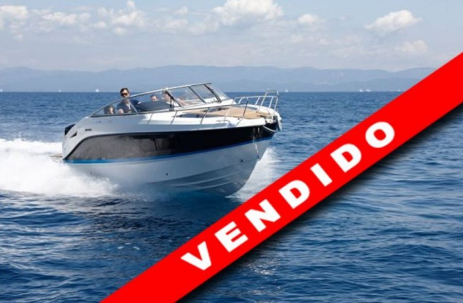 QUICKSILVER ACTIV 805 CRUISER + MERCURY F350 XL VERADO