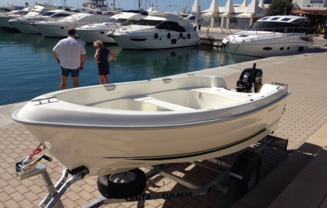 QUICKSILVER CAPTUR 410 FISH